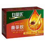 【白蘭氏養蔘飲 60mlx6瓶/盒】珍貴人蔘精華 養氣固氣雙效