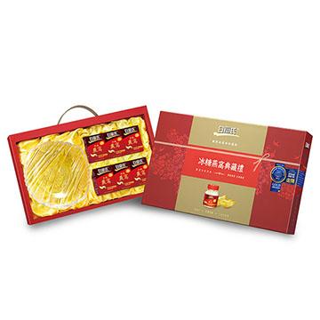 【白蘭氏品牌旗艦店】冰糖燕窩禮盒70g (6入) ★再送下單與滿額好禮